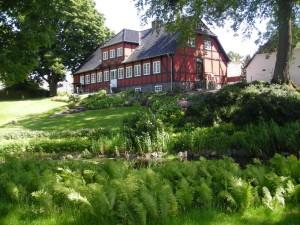 Stuehuset på Ludvigslyst er bygget i 1936